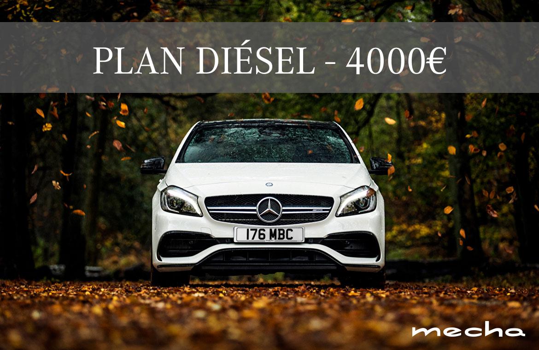 plan diesel 4000€ de Motor Mecha